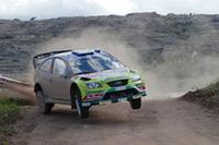 第4戦アルゼンチンでローブ早くも3勝目! スバル勢は連続2位に【WRC 08】