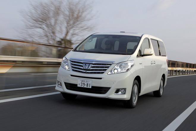 トヨタ・アルファードハイブリッドG(4WD/CVT)【ブリーフテスト】
