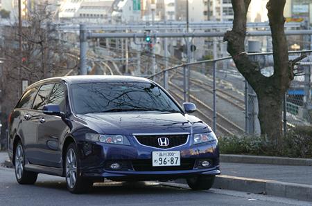 ホンダ・アコードワゴン24Tスポーツパッケージ(5AT)【ブリーフテスト】
