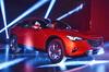 マツダの新型クロスオーバー、CX-4がデビュー【北京ショー2016】