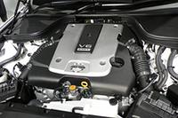 新型「日産スカイラインクーペ」は、ニューエンジンで333psにの画像