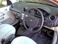 第139回:フォード・フィエスタ試乗 俺にはさっぱりわかりません、このクルマ!の画像