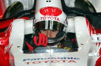 トゥルーリ、日本GPからトヨタをドライブの画像