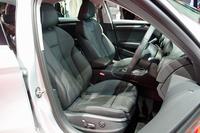 シートは、エントリーモデルの「1.4 TFSI」を除き、スポーツシート(写真)が与えられる。