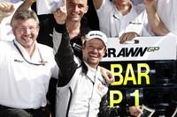 第11戦ヨーロッパGP「バリケロ、5年ぶりの勝利の重み」【F1 09 続報】