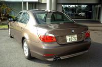 第129回:BMW5シリーズの「iDrive」を一週間使ってみて……やっぱりナビは国産にかぎる!の画像
