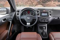 新型SUV「フォルクスワーゲン・ティグアン」発表【フランクフルトショー07】