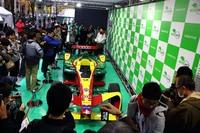 フォーミュラEは、初年度は完全なワンメイクレースだったが、昨年からは、チームでのパワートレインの独自開発が可能になった。