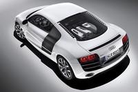 「アウディR8」にV10の最上級モデルが追加の画像