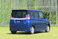 新型「ソリオ」の車体には、新世代のAセグメント車用プラットフォームが採用されている。