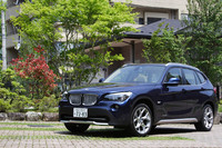 BMW X1 xDrive25i(4WD/6AT)【短評】