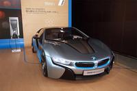 六本木ヒルズに「BMW i8 コンセプト」展示