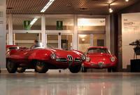 1952年「C52ディスコ・ヴォランテ」と1960年「ジュリエッタSZ」。