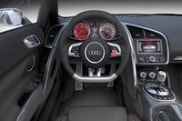 今やスーパーカーもディーゼル アウディR8 V12 TDI【デトロイトショー08】の画像