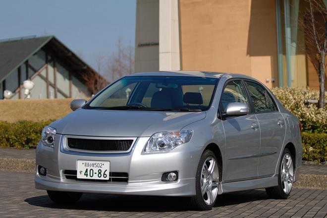 """トヨタ・カローラアクシオ""""Sport M""""モデリスタ バージョン(FF/CVT)【試乗記】"""
