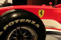 ブリヂストン、2004年モータースポーツ計画を発表の画像