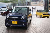 ホンダの新型軽「N-ONE」デビュー