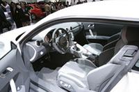 【東京モーターショー2005】「コレはゼッタイ」アウディ・シューティングブレイクコンセプトの画像
