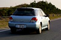 スバル・インプレッサ スポーツワゴン20S(4AT)【試乗記】の画像
