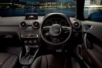 アウディA1の3ドア/5ドア車に装備充実の限定車の画像