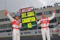 S Road REITO MOLA GT-RがSUPER GT 2連覇を達成