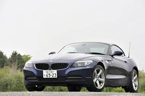 BMW Z4 sDrive23i(FR/6AT)【試乗記】