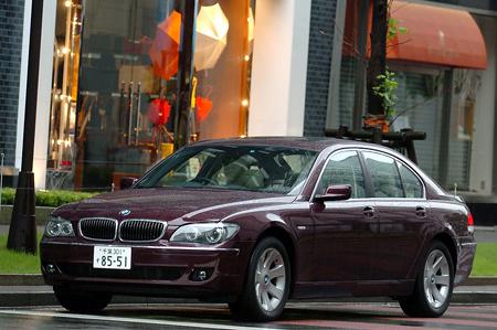 BMW740i(6AT)【ブリーフテスト】