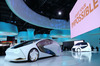 """【東京モーターショー2017】トヨタ、""""未来の愛車""""から新型「センチュリー」までを披露"""
