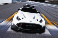 「トヨタS-FRレーシングコンセプト」