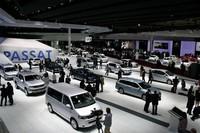 VW・アウディブースの紹介【パリサロン2010】