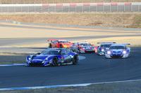 「SUPER GTファイナル・バトル」。今シーズンで現役を退くSUPER GTマシン「HSV-010 GT」によるデモンストレーション走行。