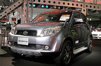 【東京オートサロン2006】トヨタ、発売前の2モデルをフライング公開