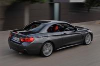 BMWが「4シリーズカブリオレ」をお披露目【東京モーターショー2013】の画像