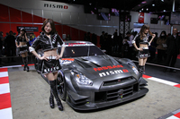「日産GT-R NISMO GT500」