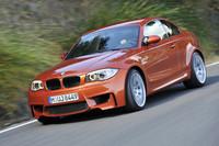 「BMW1シリーズ Mクーペ」