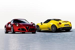 アルファ・ロメオ、各モデルに新ブランドロゴを採用