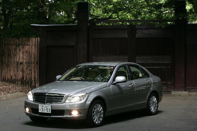 メルセデス・ベンツC200コンプレッサー エレガンス(FR/5AT)【ブリーフテスト】