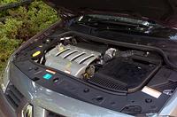 ルノー・メガーヌツーリングワゴン2.0(4AT)【短評(後編)】の画像