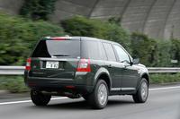 ランドローバー・フリーランダー2 HSE(4WD/6AT)【ブリーフテスト】の画像