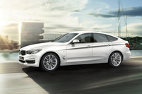 「BMW 320iグランツーリスモ ラグジュアリーラウンジ」