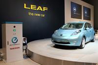 新型EV「日産リーフ」価格は376万円に決定