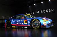 「SUBARU BRZ GT300 2015」