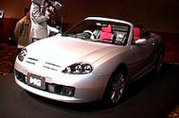 MG TF 80周年記念モデル