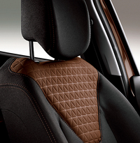 ルノー・ルーテシアにチョコレート色の限定車の画像