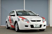 キャロッセが正規輸入販売を手掛ける「プロトン・サトリアネオ」は、マレーシアで生産される3ドアハッチバックだ。日本に輸入されるのは、本国ではスポーツグレードとしてラインナップされる1.6リッターエンジン搭載車。