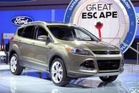 新型「フォード・エスケープ」