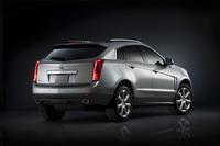GMがキャデラックSRXクロスオーバーの装備強化の画像