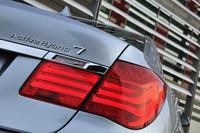 BMWアクティブハイブリッド7(FR/8AT)【海外試乗記】の画像