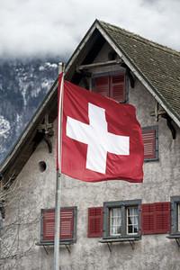 スキーメーカー「ザイ」の拠点はスイス。アルプス山麓のディゼンティスという町にある。