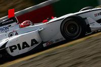 ホンダ・エンジン最高位の3番手タイム、No.32 小暮卓史(PIAA NAKAJIMA)。